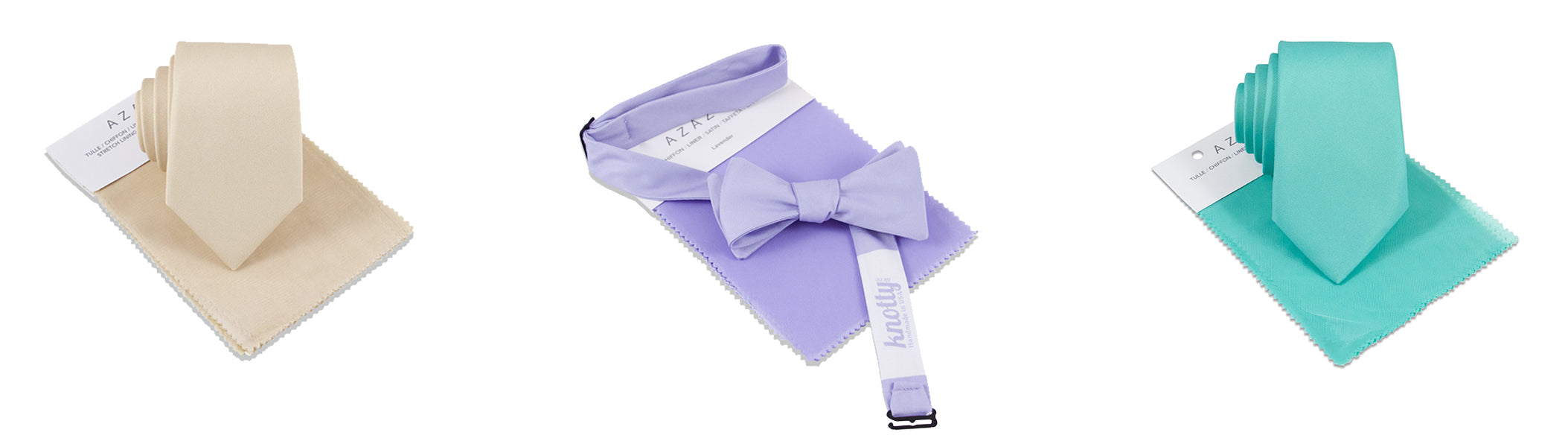Wedding Tie Color Matching