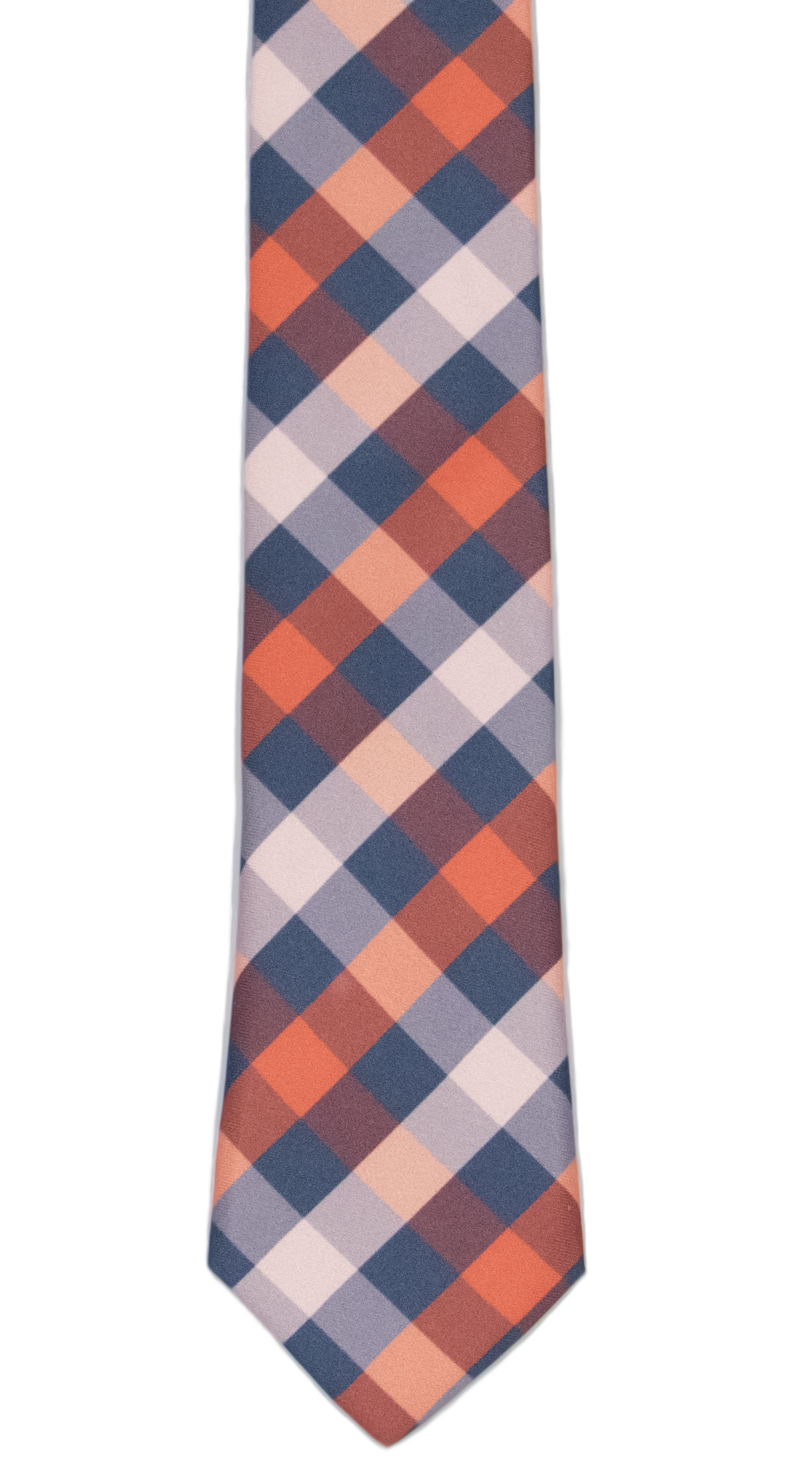 Custom Tag Front of Tie