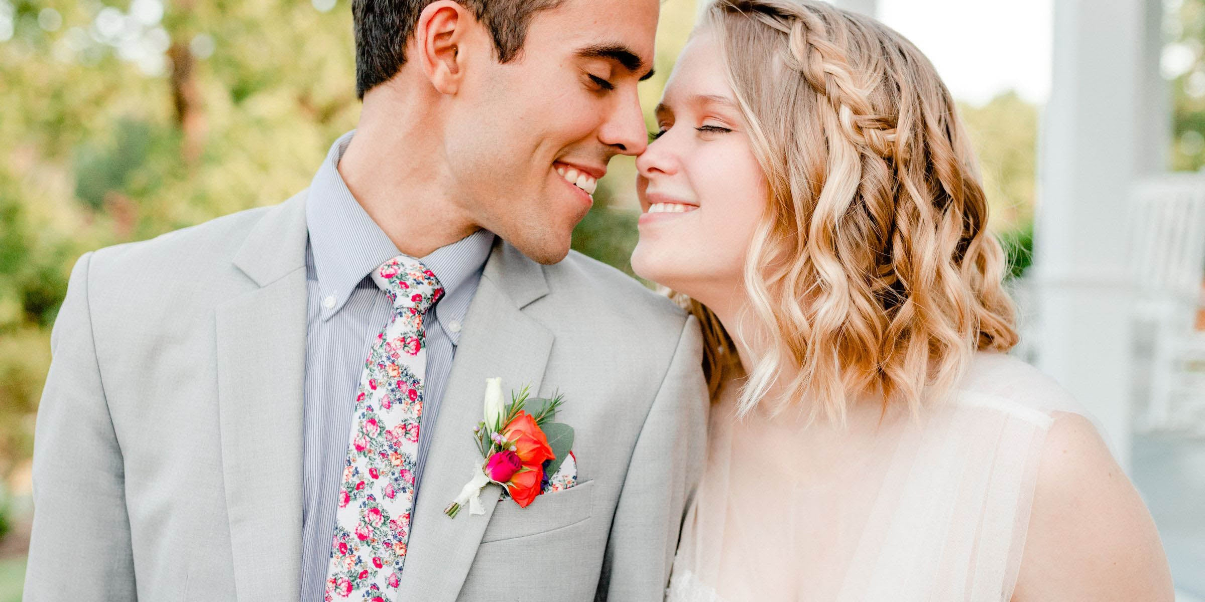 Custom Wedding Neckties