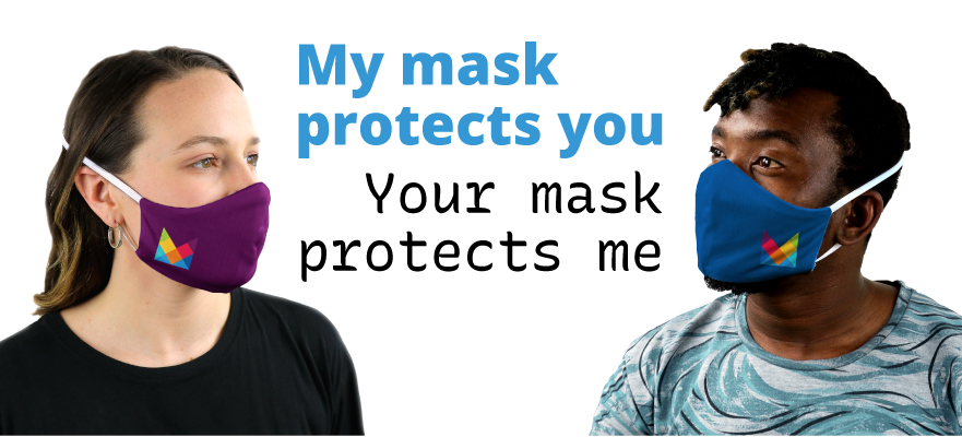 Your Face Mask Protects Me