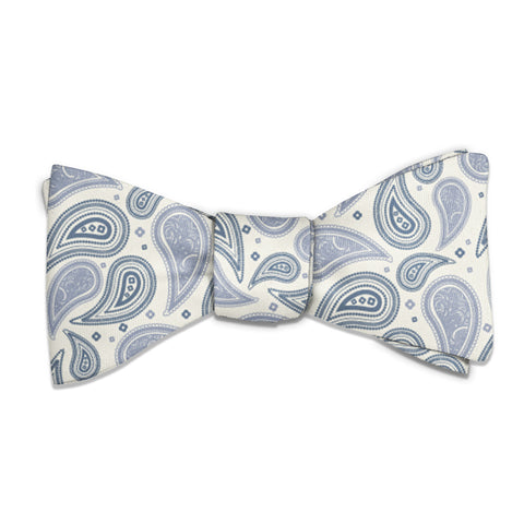 Bandana Paisley Bow Tie -  -  - Knotty Tie Co.