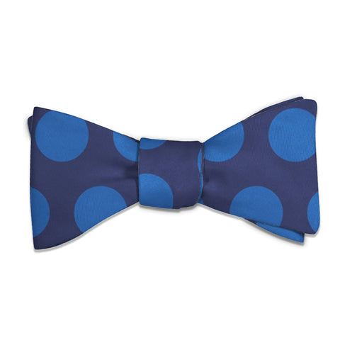 Big Polka Dots Bow Tie -  -  - Knotty Tie Co.