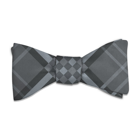 Cincy Plaid Bow Tie -  -  - Knotty Tie Co.