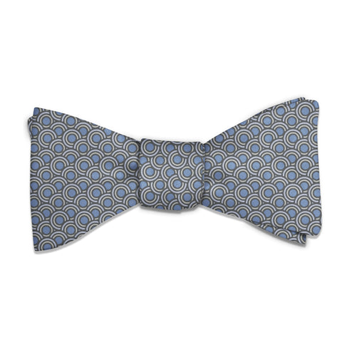 Circles Bow Tie -  -  - Knotty Tie Co.