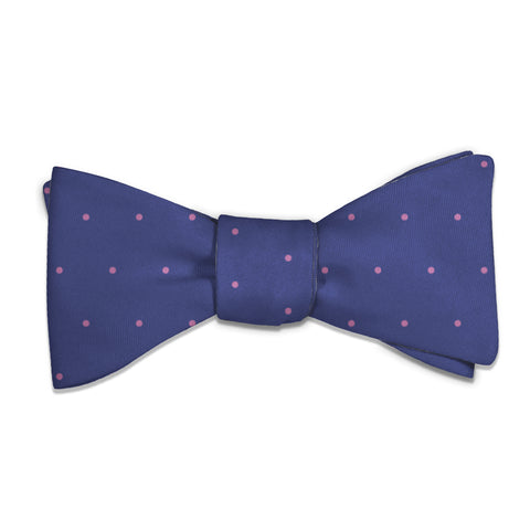 Denver Dots Bow Tie -  -  - Knotty Tie Co.