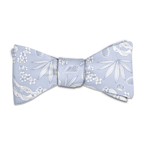 Driftwood Floral Bow Tie -  -  - Knotty Tie Co.