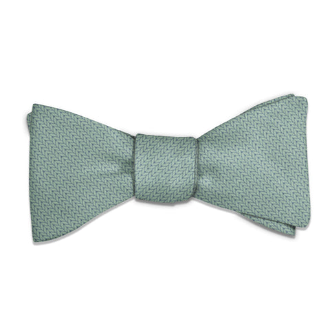 Faux Knit Bow Tie -  -  - Knotty Tie Co.