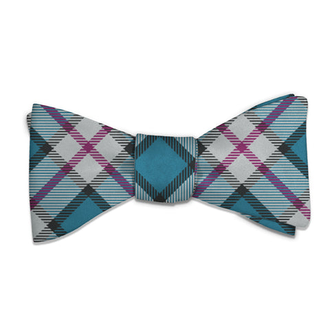 Harrison Plaid Bow Tie -  -  - Knotty Tie Co.