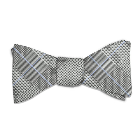 Jezebel Plaid Bow Tie -  -  - Knotty Tie Co.