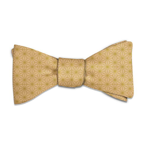 Link Geometric Bow Tie -  -  - Knotty Tie Co.