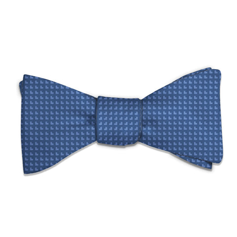 Nailhead Bow Tie -  -  - Knotty Tie Co.