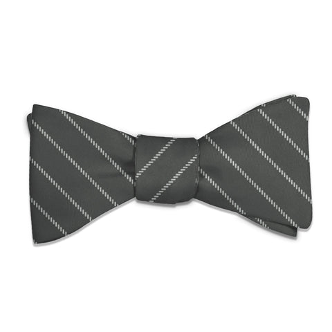 Pin Stripe Bow Tie -  -  - Knotty Tie Co.