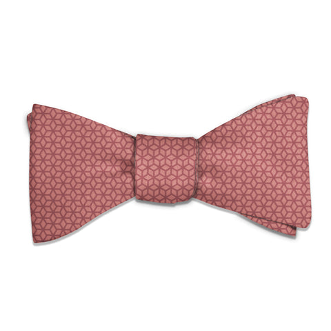Preston Geometric Bow Tie -  -  - Knotty Tie Co.