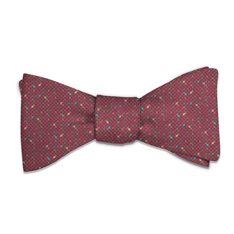 Speckled Bow Tie -  -  - Knotty Tie Co.