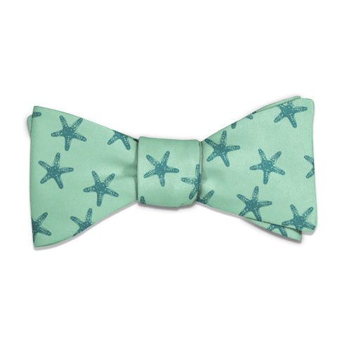 Starfish Bow Tie -  -  - Knotty Tie Co.