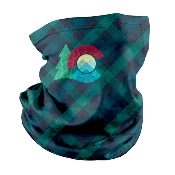 Colorado For All Neck Gaiter - Regular -  - Knotty Tie Co.