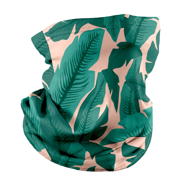Banana Leaves Neck Gaiter
