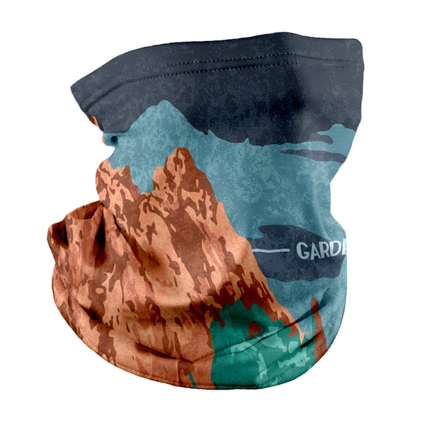 Garden of the Gods Abstract Neck Gaiter
