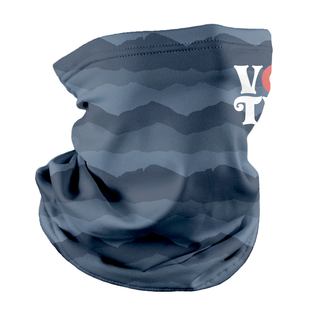 Get Out and Vote Neck Gaiter - Regular -  - Knotty Tie Co.