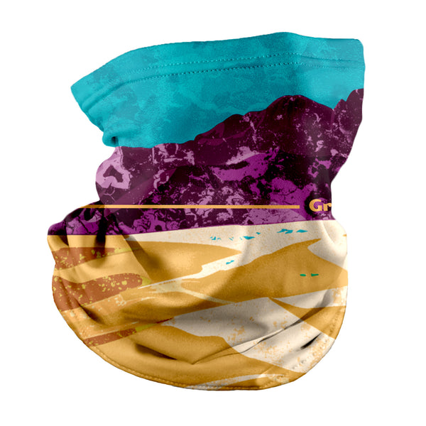 Great Sand Dunes Abstract Neck Gaiter
