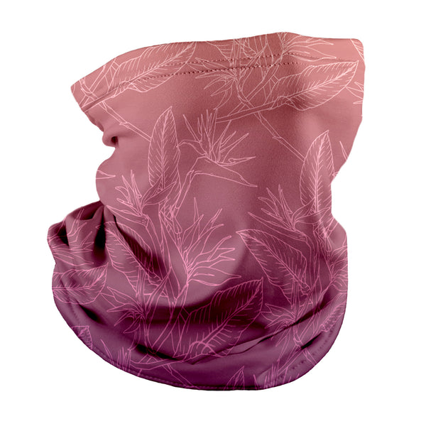 Tropical Sunset Neck Gaiter