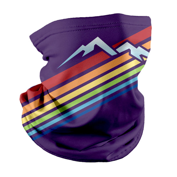 Pride Mountain Neck Gaiter