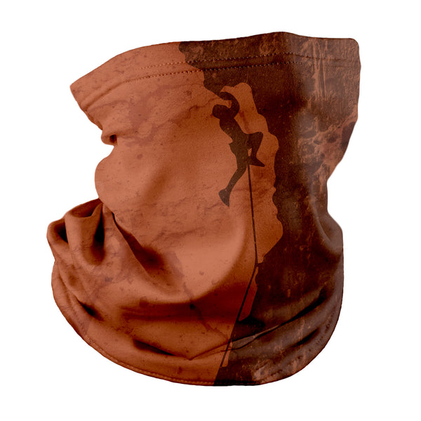 Red Rock Climber Neck Gaiter
