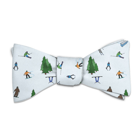 The Slopes Bow Tie -  -  - Knotty Tie Co.