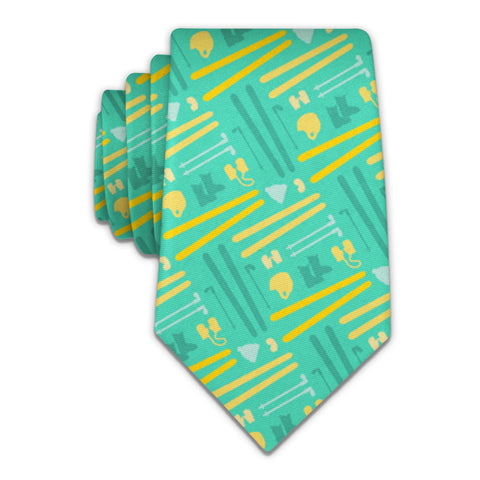 Fresh Pow Necktie -  -  - Knotty Tie Co.