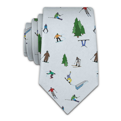 "The Slopes Necktie - Knotty 2.75"" -  - Knotty Tie Co."