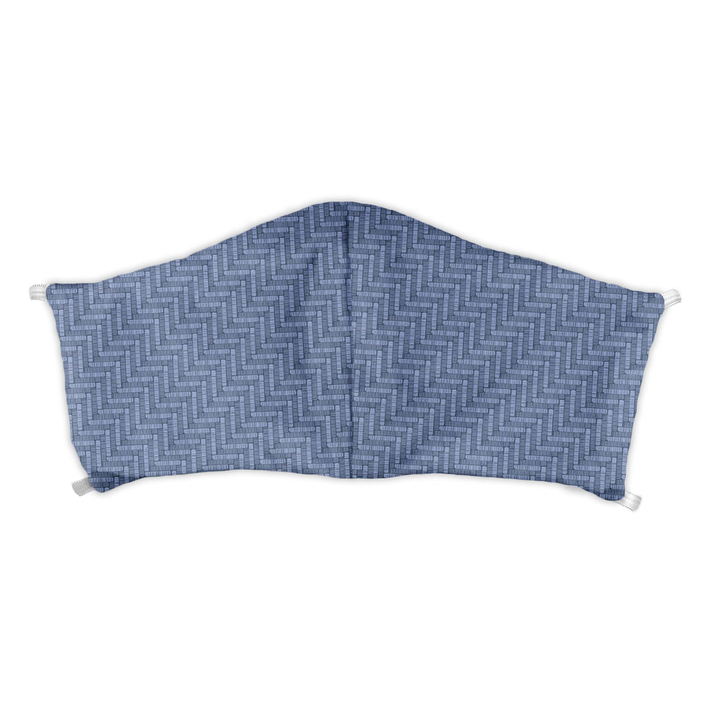 Herring Face Mask -  -  - Knotty Tie Co.
