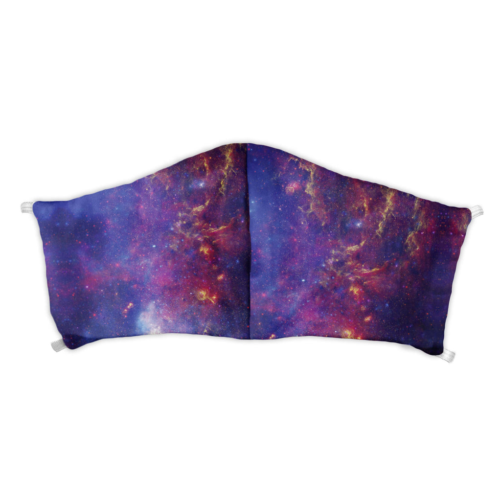 Milky Way Face Mask -  -  - Knotty Tie Co.