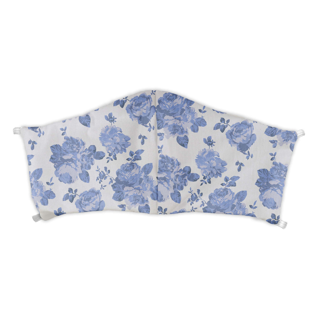 Sylvan Floral Face Mask -  -  - Knotty Tie Co.