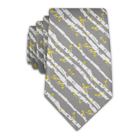Aspen Grove Necktie -  -  - Knotty Tie Co.