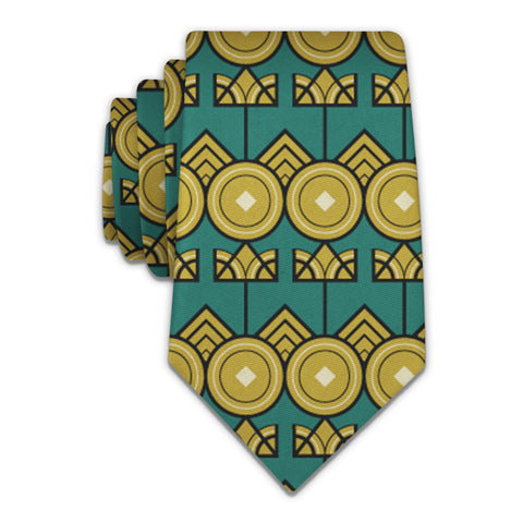 Charleston Necktie -  -  - Knotty Tie Co.