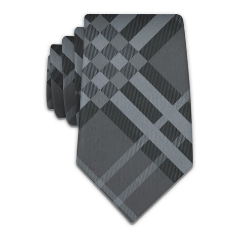Cincy Plaid Necktie -  -  - Knotty Tie Co.