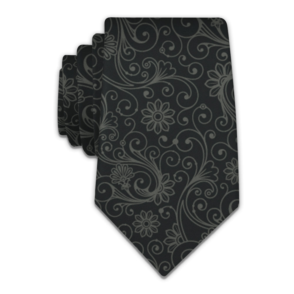 Decadence Paisley Necktie -  -  - Knotty Tie Co.
