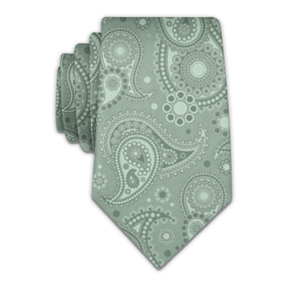 Goldie Paisley Necktie -  -  - Knotty Tie Co.