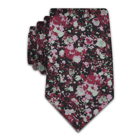 Hidden Floral Necktie -  -  - Knotty Tie Co.