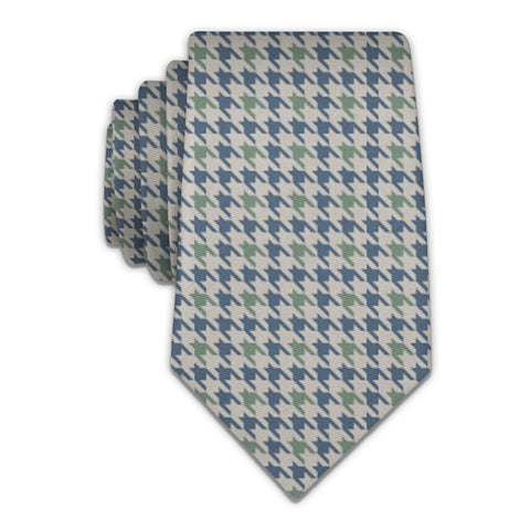 Houndstooth Necktie -  -  - Knotty Tie Co.