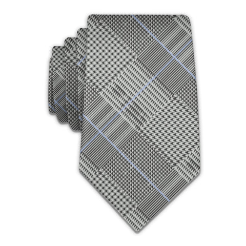 Jezebel Plaid Necktie -  -  - Knotty Tie Co.