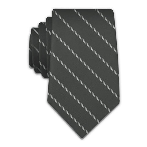 Pin Stripe Necktie -  -  - Knotty Tie Co.
