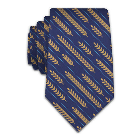 Wheat Necktie -  -  - Knotty Tie Co.