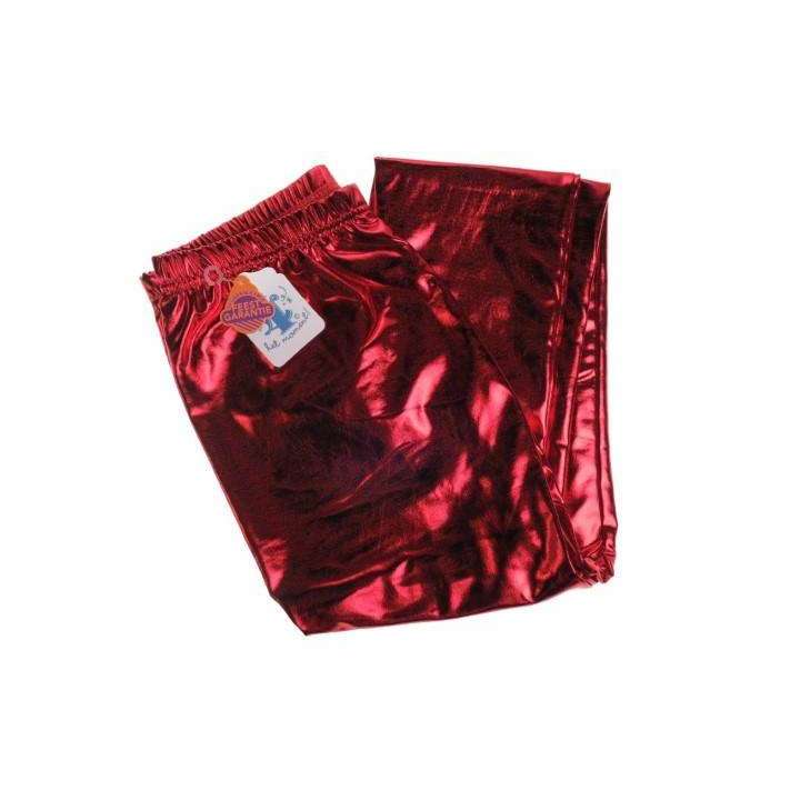 Party legging rood S,M of L