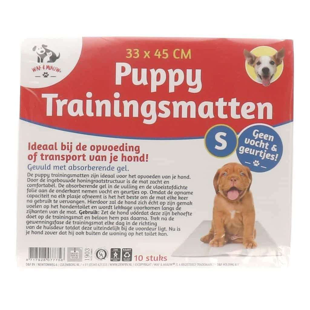 Puppy trainingsmat 10 stuks 33x45