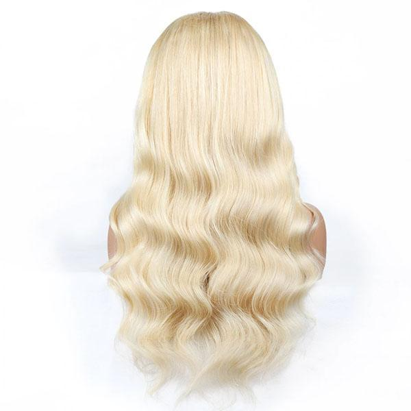 613 Human Hair Wig 13x4 Lace Front Wigs Body Wave Human Hair Wigs for Black Women With Baby Hair - Truelovewigs.com