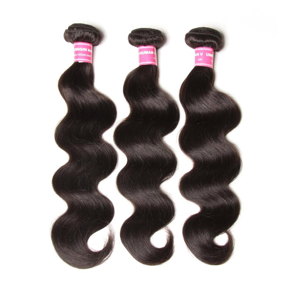 True Love Wigs Body Wave Human Virgin Hair Weft 3Bundles/Pack - Truelovewigs.com