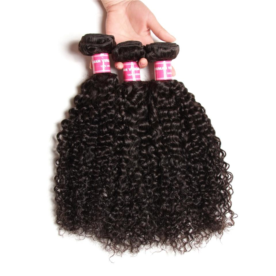 True Love Wigs Curly Hair Human Virgin Hair Weft 3Bundles/Pack - Truelovewigs.com