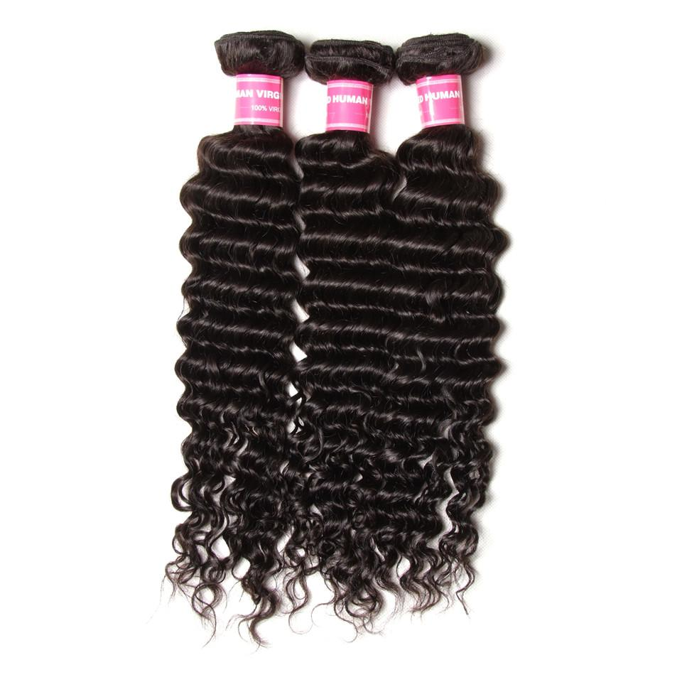 True Love Wigs 4 Bundles 10A Deep Wave Hair Virgin Hair Deals - Truelovewigs.com