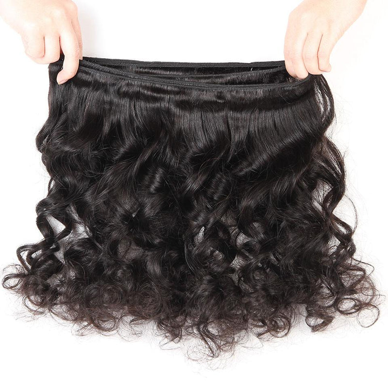 True Love Wigs Human Virgin Hair Loose Wave Hair One Bundle Deals - Truelovewigs.com
